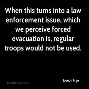Law Enforcement Inspirational Quotes
