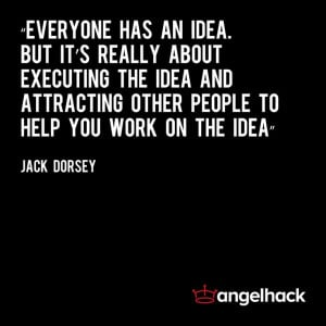 Jack Dorsey. And when you have a great hair idea... come see us at ...