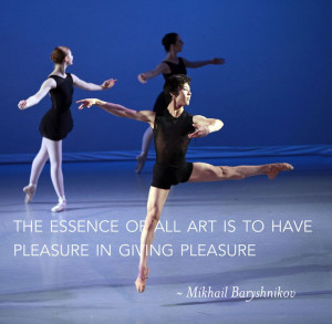 ... Mikhail Baryshnikov. Photo by Paolo Galli #dance #quote #ballet #