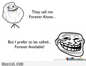 Forever Alone Day Quotes Forever alone on valentines