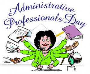 Happy Administrative Professionals' Day 2015 Quotes, Gift ideas ...