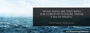 Thomas Watson Facebook Cover Photo