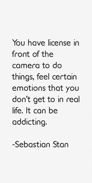 Sebastian Stan Quotes & Sayings