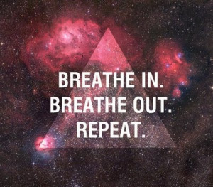 b2st, breathe, galaxy, hipster, soom, space, text, triangle, universe