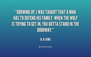 Quotes About Men Growing Up