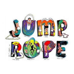Jump Rope Letters