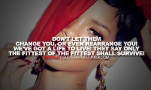 Rihanna Song Quotes Tumblr Rich homie qua... rihanna song