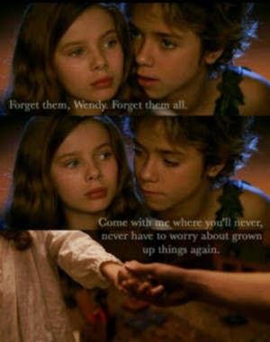 dream, jeremy sumpter, peter pan, rachel hurd-wood, ♡