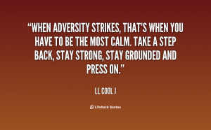 Quotes About Overcoming Adversity Adversity quote