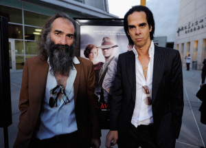 Warren Ellis Screenwriterposer Nick Cave R andposer Warren