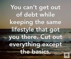 Dave Ramsey #debt #debtfree
