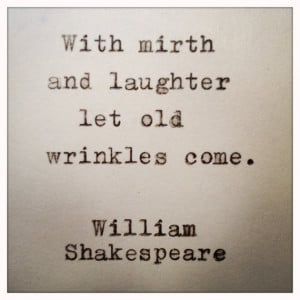 You are here: Home › Quotes › William Shakespeare Quote Typed on ...
