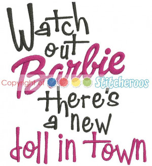 Barbie Quotes and Sayings
