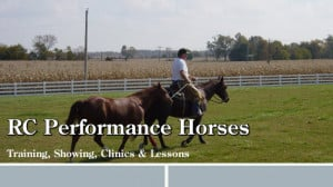 RC Performance Horses