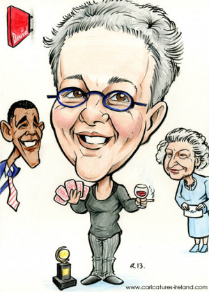 These are some of Barack Obama Caricature Quotes pictures