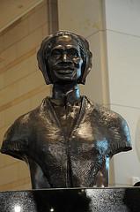 Bust of Sojourner Truth. Nancy Pelosi/Flickr.com