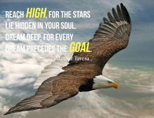 Every Soul A Star Quotes Reach high, for the stars lie