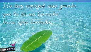 Friendship Quotations in Spanish 2 QuotesAdda.com Amistad Quotes