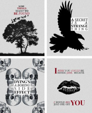 THE RAVEN CYCLE: The Dream Thieves: 8 quotes