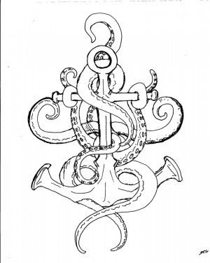 Anchor Drawing Tumblr Anchor