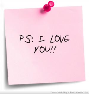 cute, i love you, love, pretty, quote, quotes