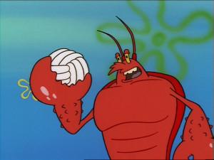 Larry the Lobster - The SpongeBob SquarePants Wiki