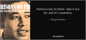 George Jackson Quotes