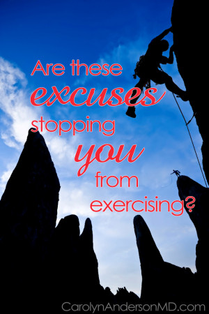 Exercise Obstacle: I Hate Exercising