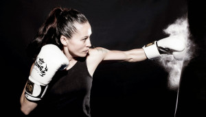 Kickboxing wallpapers, girl kickboxing fight photos,