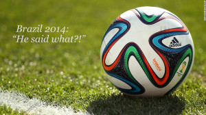 We saw enough unforgettable action to make Brazil 2014 one of the most ...