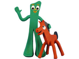 Gumby Dammit!