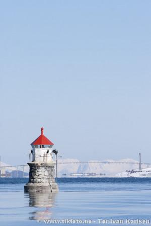 Fyrlykt;Light_house;Sandtorgholmen;Tjeldsundet;beacon;light_beacon ...