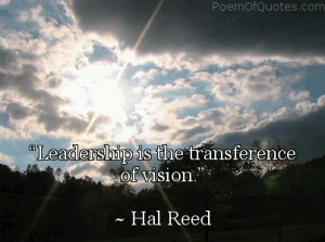 ... Here are some quotes for Christians about the subject of leadership