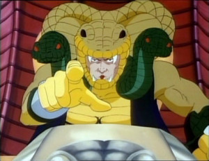 ... of serpentor in the original sunbow g i joe cartoons as well as the