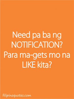 tagalog love quotes sweet quotes