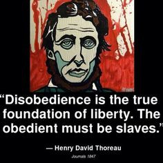 Disobey More