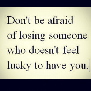sad quotes about losing someone