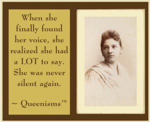 Find Your Voice | Queen of Your Own Life