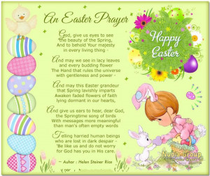 ... Easter Poems With These Best Christian Happy Easter Poems And Prayers