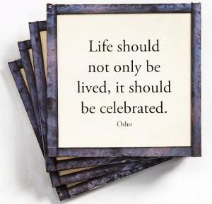 Celebrate Beautifully! #qotd #specialevents #eventplanning # ...