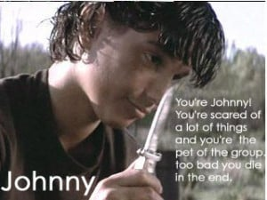 Johnny - the-outsiders Photo