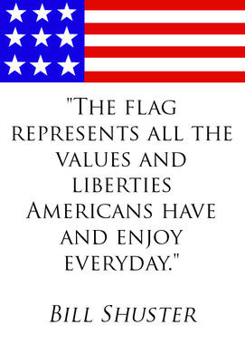 Being American is an honor ...