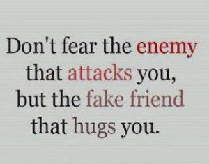 Fake Friends Quotes, Backstabber Quotes, Two-faced Friends Quotes and ...