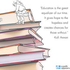 Today is International Literacy Day! Literacy and education are ...