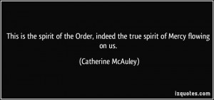 More Catherine McAuley Quotes