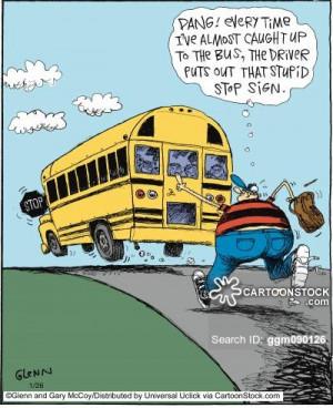 school bus cartoons, school bus cartoon, funny, school bus picture ...
