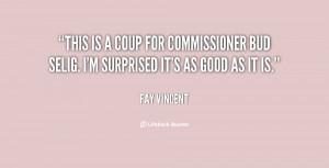 Fay Vincent