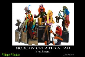The Muppet Mindset by Ryan Dosier, muppetmindset@gmail.com