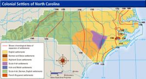 13 colonies north carolina