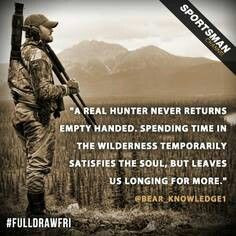 Bow Hunting Sayings And Quotes. QuotesGram